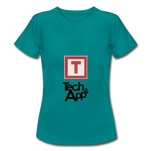 Tech&App - T-shirt Femme