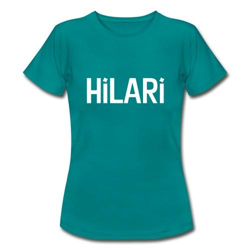 Hilari <3 - Frauen T-Shirt