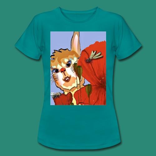 der Hase - Frauen T-Shirt
