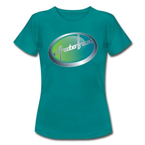 Autofan groen - Vrouwen T-shirt