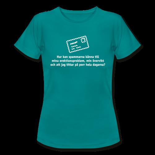 Spammarna - T-shirt dam