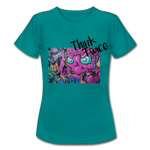 Think - Women's T-Shirt