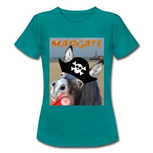 Margate Donkey - Women's T-Shirt