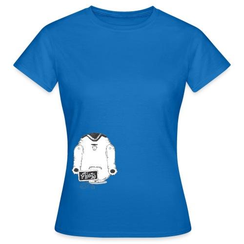 isthaltso frei png - Frauen T-Shirt