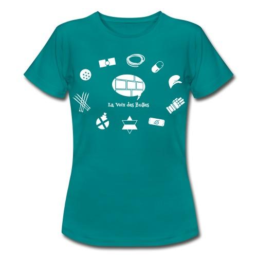 Un objet, une BD - T-shirt Femme