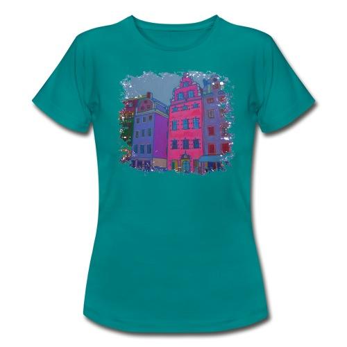 Stockholm - Frauen T-Shirt