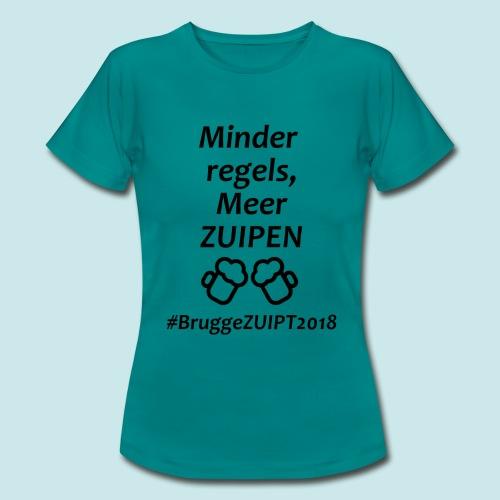 Brugge ZUIPT - Vrouwen T-shirt