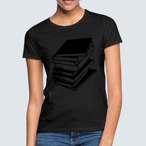Buecher - Frauen T-Shirt