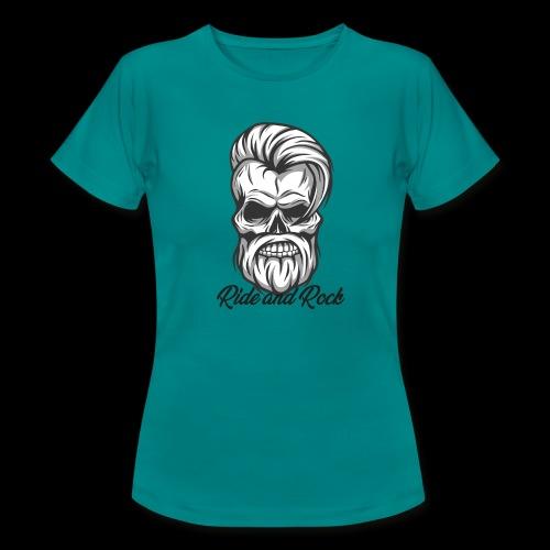Ride and Rock - Frauen T-Shirt