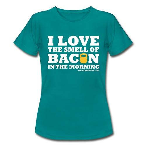 baconlogo - T-shirt dam