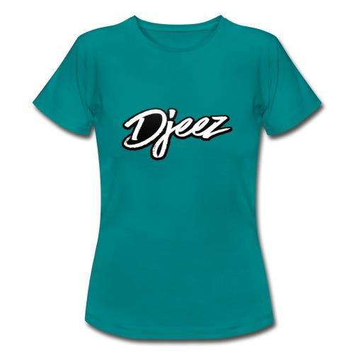 djeez_official_kleding - Vrouwen T-shirt