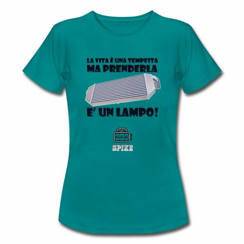 INTERCOOLER (nero) - Maglietta da donna