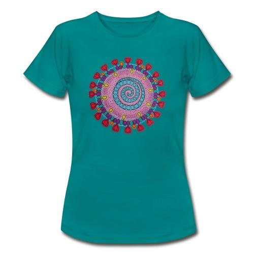 Corona cell - T-shirt dam
