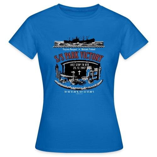 PARK VICTORY LAIVA - Tekstiilit ja lahjatuotteet - Naisten t-paita