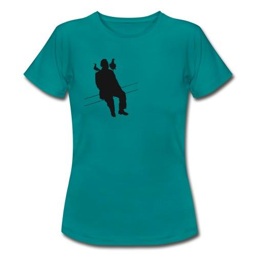 Rovira presenta: Los Pájaros - Camiseta mujer