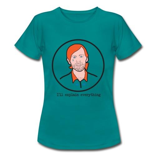 aux geeks - T-shirt Femme