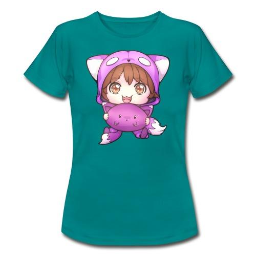 Furdis Fufupommel - Frauen T-Shirt