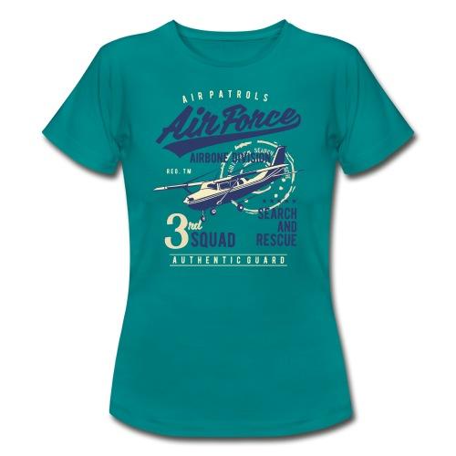 Air Force - Frauen T-Shirt