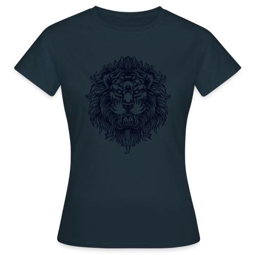 Lion Head - Koszulka damska