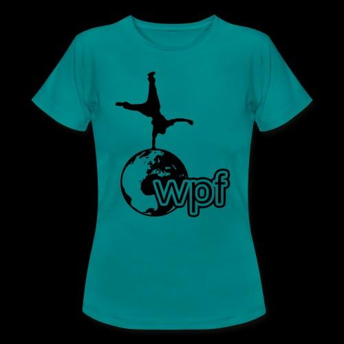 WPF Black - Frauen T-Shirt