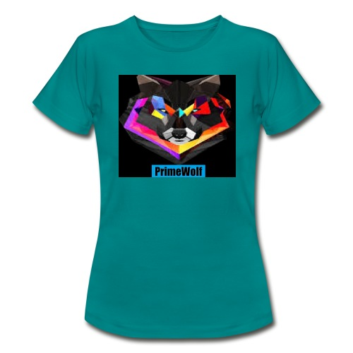 PrimeWolf Design - Women's T-Shirt