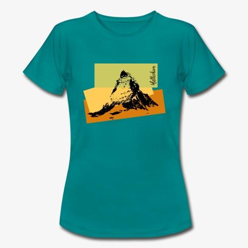 Matterhorn - Women's T-Shirt