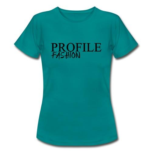 profile fashion - T-shirt Femme