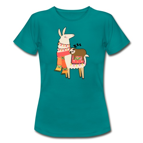 Funny Sloth Quotes - Frauen T-Shirt