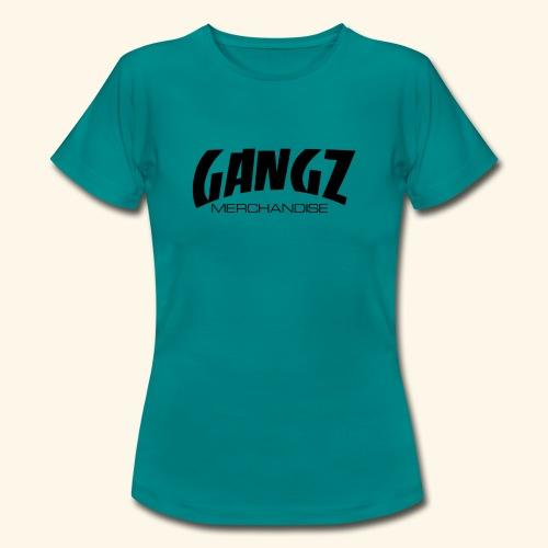 gangz merchandise - Women's T-Shirt