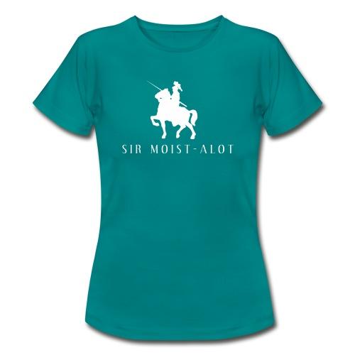 SIR MOIST-ALOT track jacket - Women's T-Shirt
