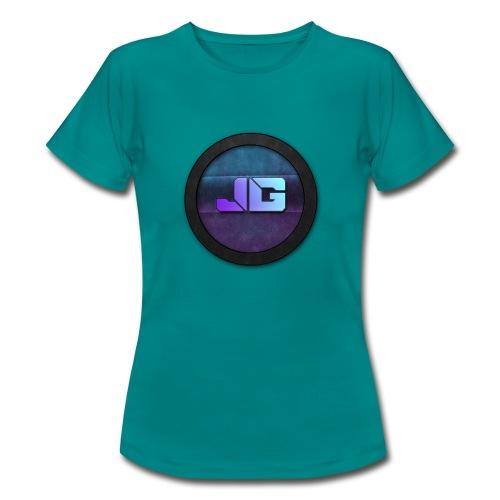 Telefoon hoesje 5/5S met logo - Vrouwen T-shirt