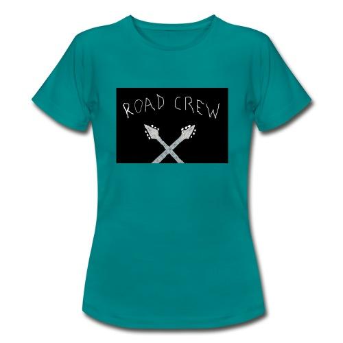 Road_Crew_Guitars_Crossed - Women's T-Shirt