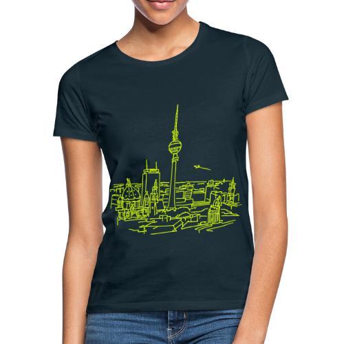 Berlin Panorama - Koszulka damska