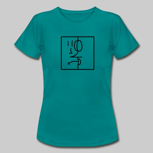 zwei Gesicht - Frauen T-Shirt