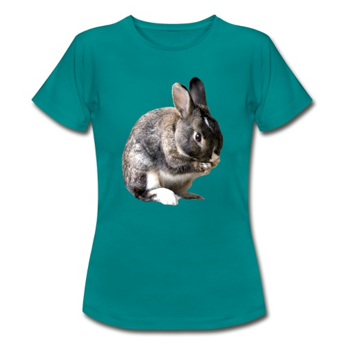 coniglio - Maglietta da donna