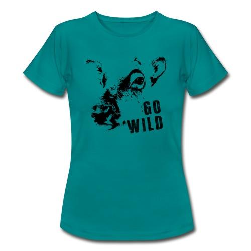 Go Wild - Frauen T-Shirt