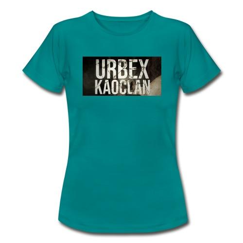 urbex kaoclan urben exploring - Vrouwen T-shirt