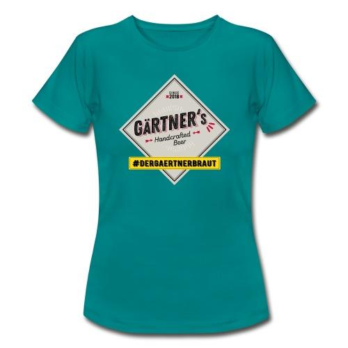 dergaertnerbraut - Frauen T-Shirt