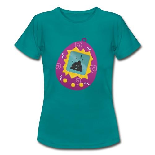 Tamagotchi Poo - Camiseta mujer