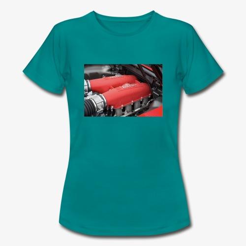 Supercar Engine - Women's T-Shirt