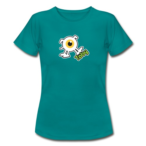 Toby Full (Color) - T-shirt Femme