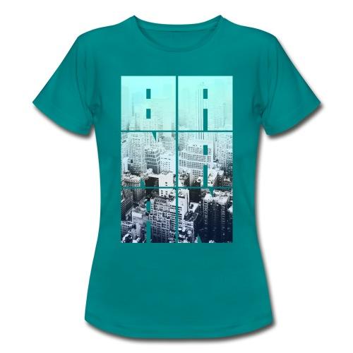 BANAAN 05 - Vrouwen T-shirt