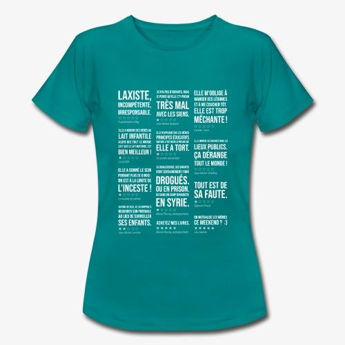Mumshaming - T-shirt Femme