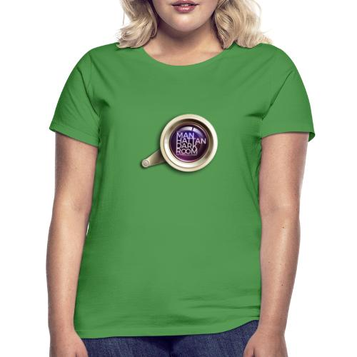 THE MANHATTAN DARKROOM OBJECTIF 2 - T-shirt Femme