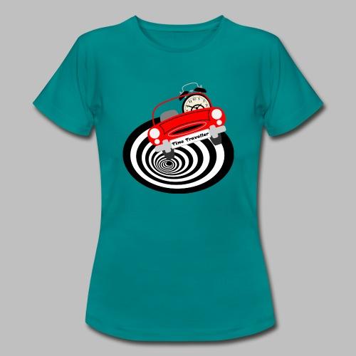 Time Traveller - Women's T-Shirt
