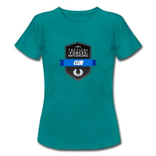 TFS Bannière - T-shirt Femme