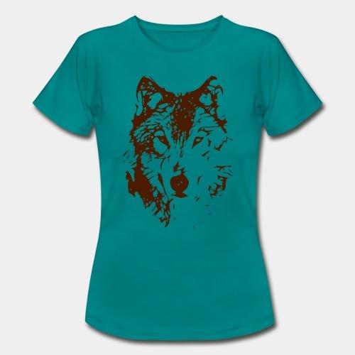 WOLF_03 - Koszulka damska