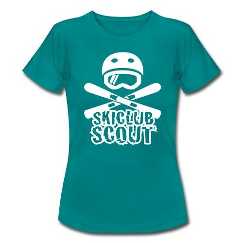 ski club scout - Frauen T-Shirt