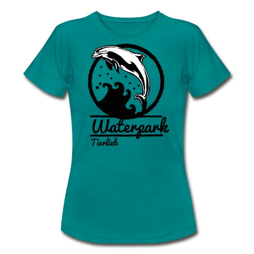 Waterpark - Frauen T-Shirt