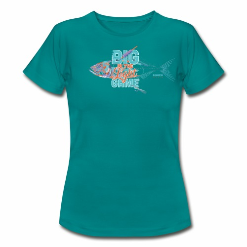Big in the Light Game - Women's T-Shirt